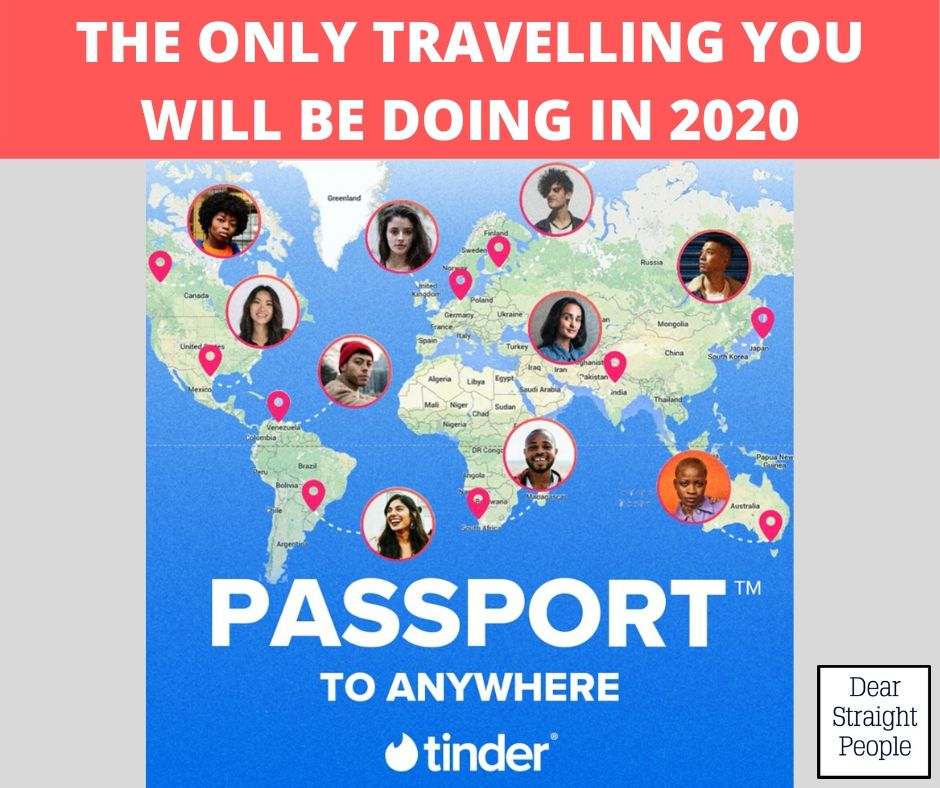 TINDER PASSPORT