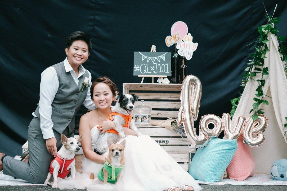 Joyce Qiuling Married 3