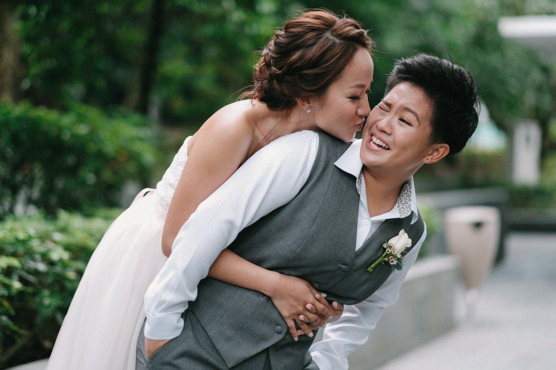 Joyce Qiuling married