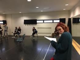 Rehearsal Banter