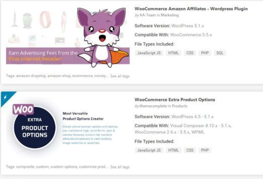 Top E-Commerce Plugins for WordPress