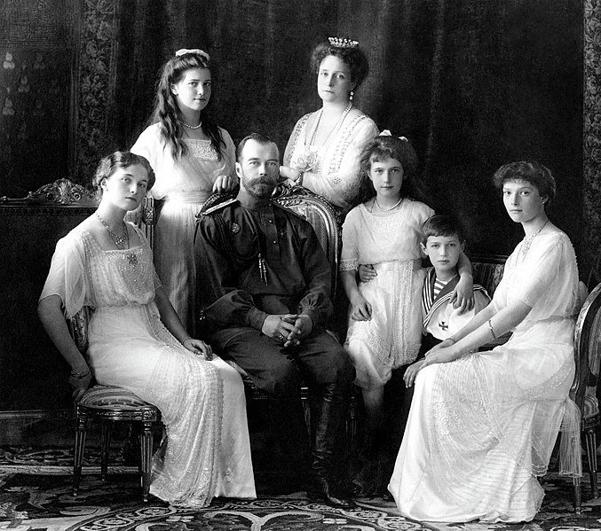 13: The Romanovs Miniseries, Part V: Lost, Then Found
