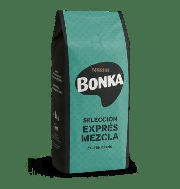 express_mezcla_bonka selección especial