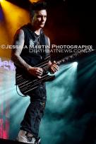 Avenged Sevenfold / Mayhem Festival 2014 / Bristow, VA