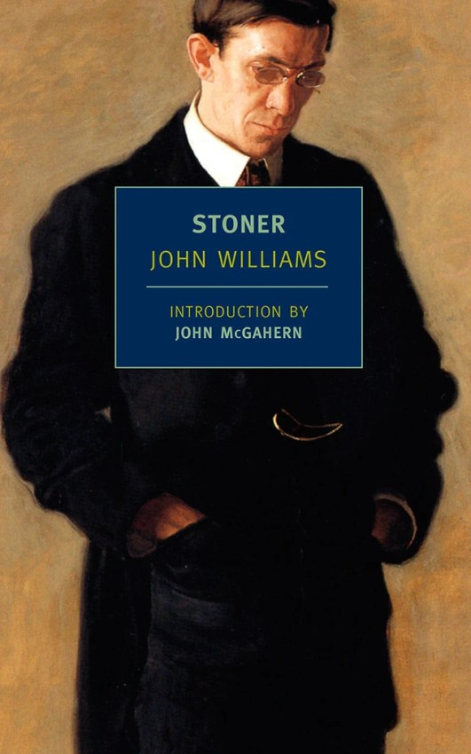 Stoner by John Williams nyrb cover picture book review