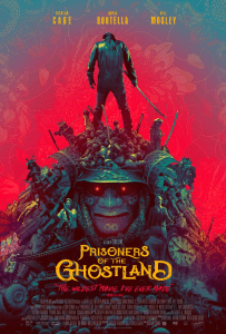 """""""Prisoners of the Ghostland"""" Releases on VOD"""
