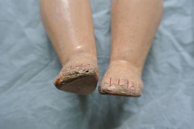 KarenHarvey Untitled Doll's Feet photo