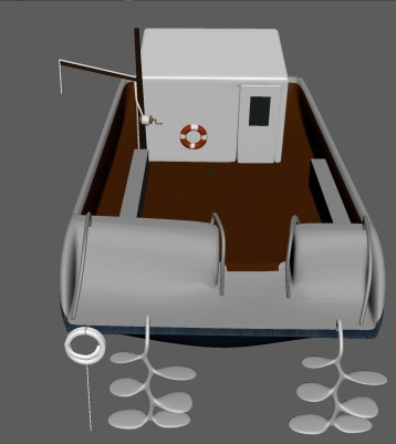 5 back boat TAG 9%