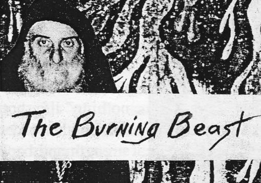 The Burning Beast (Issue 1)