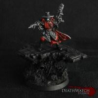Warhammer 40k - Inquisitor Lorr Progress!