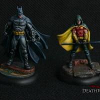 Batman & Law Forces