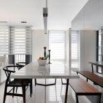 20 Ideen Fur Esszimmer Mobel Tisch Und Stuhle Kombinieren