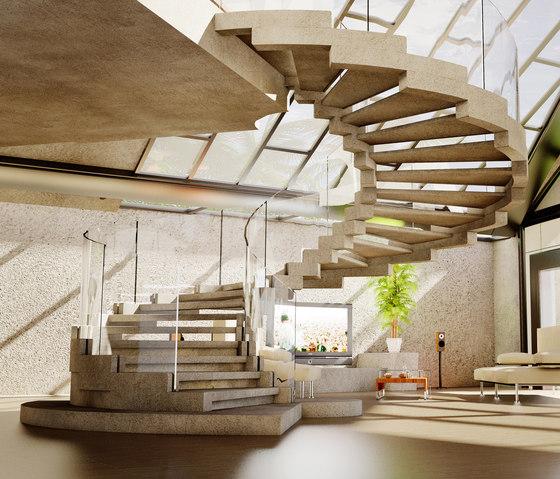 Der Moderne Treppen Bau Wundersch 246 Ne Designs F 252 R Innen