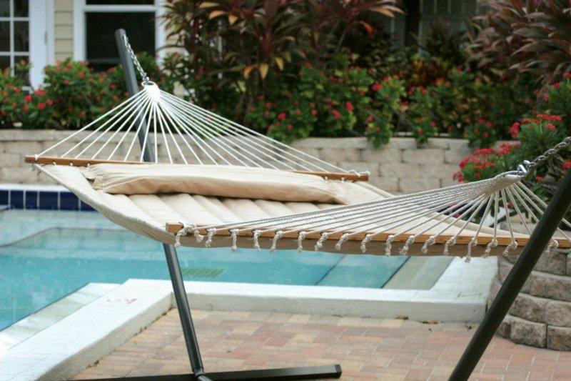 Hngematte Im Garten Aufhngen Ideen Fr Attraktive