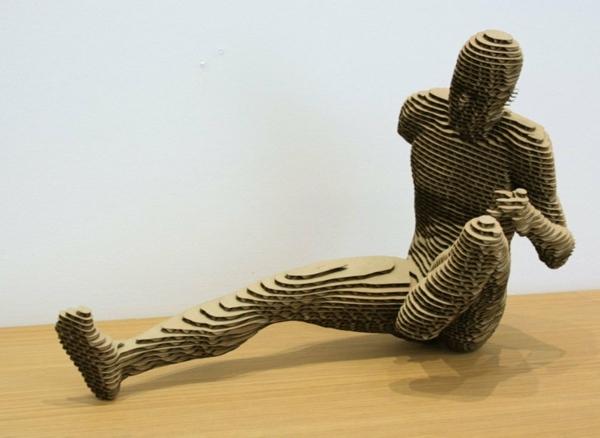 Designer Holzmobel Skulptur Dekoration methodepilates