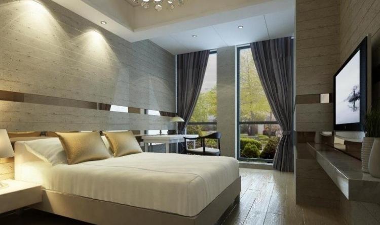 ... 40 Coole Ideen F R Effektvolle Schlafzimmer Wandgestaltung 40 Sehr  Coole Ideen F R Effektvolle Schlafzimmer Wandgestaltung Schlafzimmer ...