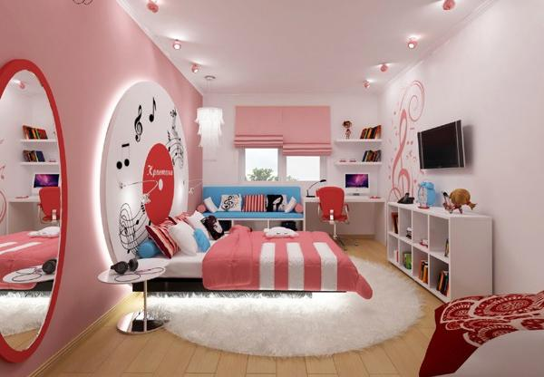 dekoideen kinderzimmer mit schr ge nxsone45. Black Bedroom Furniture Sets. Home Design Ideas