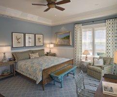 Klassische Schlafzimmer Farben sorgen für gesunden Schlaf