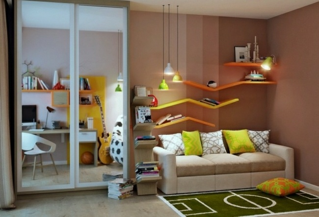 Originelle Ideen Fr Kinderzimmer Einrichtung Und