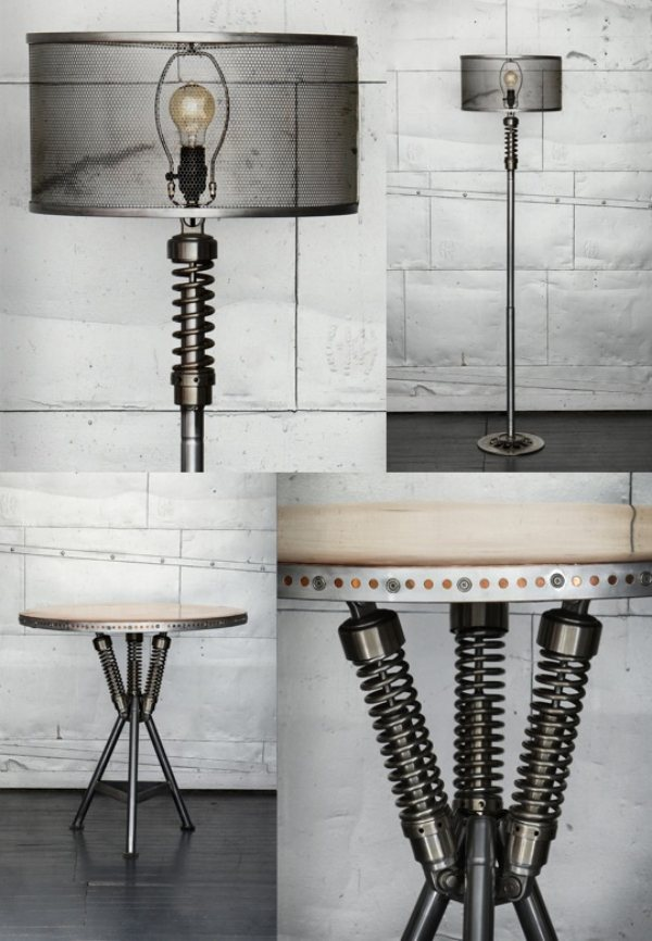 Industrial Style Moebel Accessoires Haus NFAVG. Awesome Industrial ...