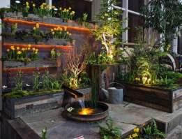 25 hervorragende Design Ideen für den kleinen Garten