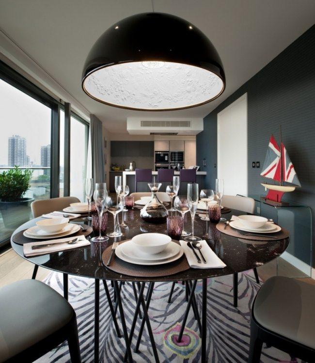 moderne Esszimmer Ideen von exklusiven Designhäusern