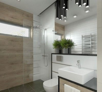 kleines bad einrichten - 51 ideen für gestaltung mit dusche