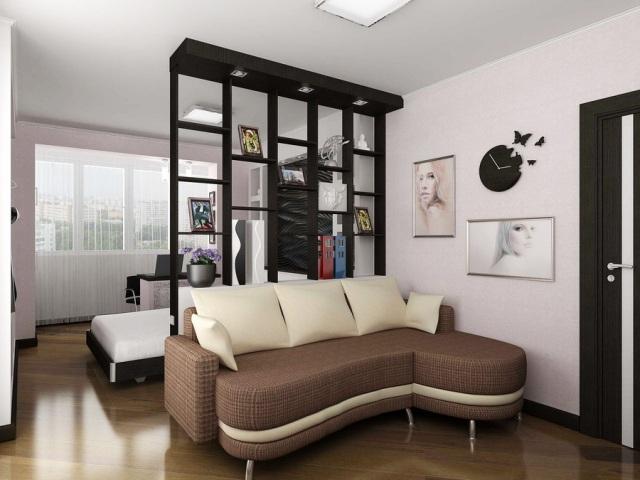 Raumteiler für Schlafzimmer - 31 Ideen zur Abgrenzung