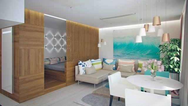Wohnung einrichten mit Stil - Tipps zum offenen Wohnen