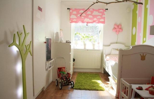 Babyzimmer mädchen grün  IDEEN EINRICHTUNG KINDERZIMMER – nxsone45