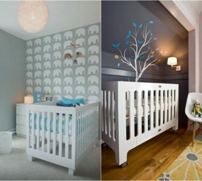 babyzimmer gestalten: 70 ideen für geschlechtsneutrale deko