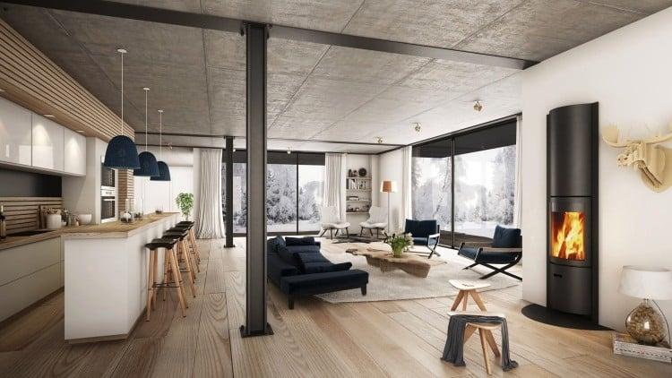 Beispiele Zum Wohnzimmer Einrichten 25 Moderne Ideen