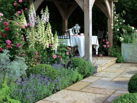 gartengestaltung pflegeleichte pflanzen pflegeleichter garten rund ums jahr - tipps für hobbygärtner