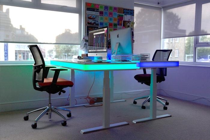 LED Schreibtisch Tableair Fr Eine Innovative Broeinrichtung