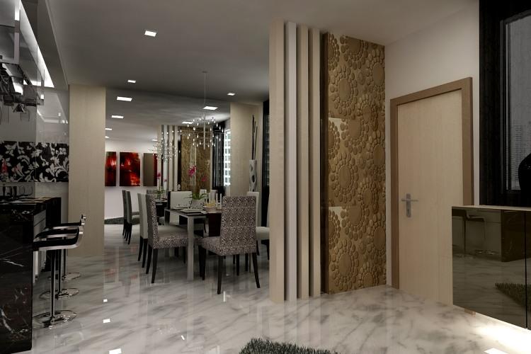 Marmorboden Zu Hause 25 Beispiele Fr Stilvolle Interieure