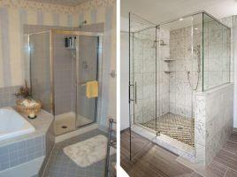 Badezimmer renovieren 5 Projekte und Vorher Nachher Bilder