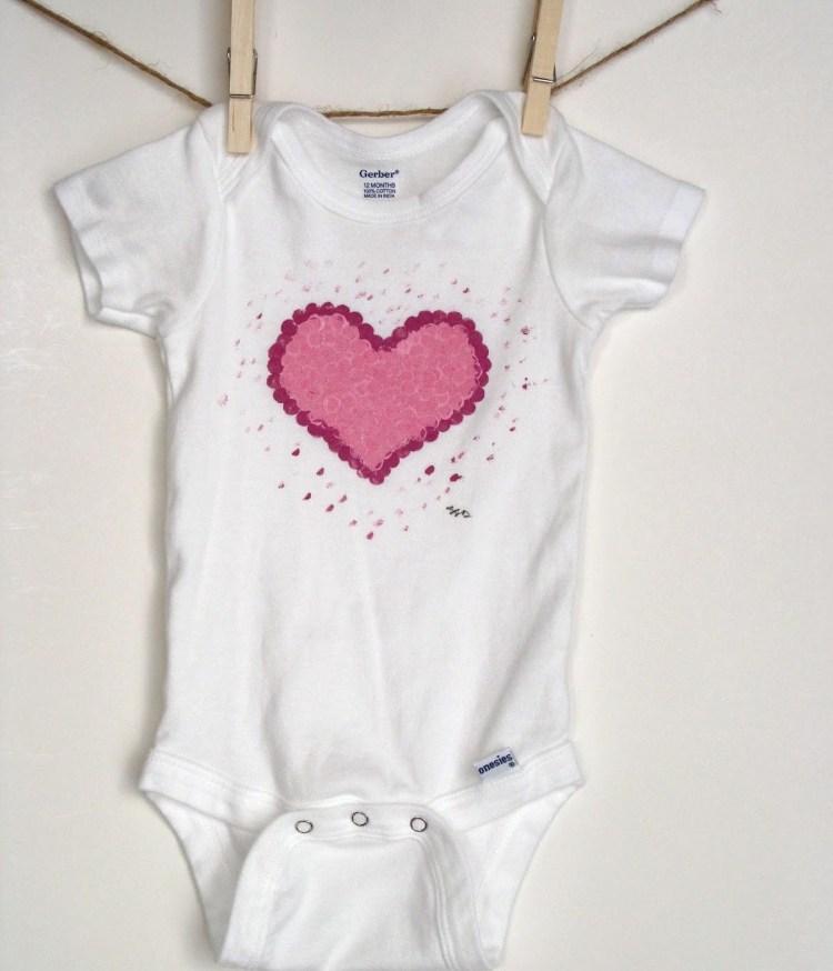 Baby Strampler Selbst Bemalen 25 Lustige Ideen