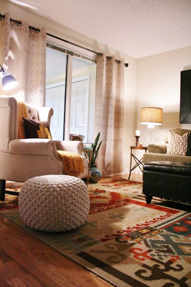 Living Room Ideas Eclectic