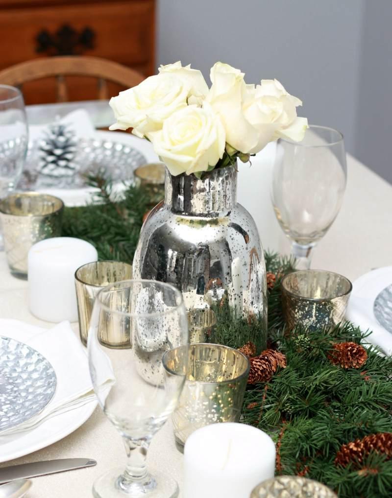 Tischdeko Zu Weihnachten 53 Ideen Fr Eine Tolle Stimmung