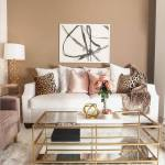 Wohnzimmer In Braun Und Beige Einrichten 55 Ideen Fur Kombinationen