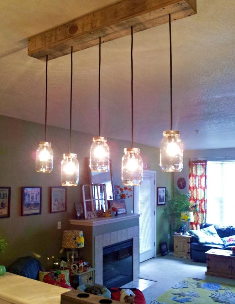 Deckenlampe Selber Bauen Einfache Anleitung Und Ideen