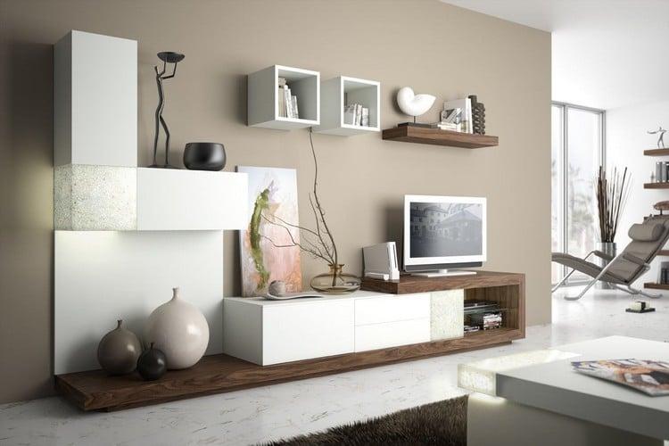 Die Wohnwand Von Heute Modern Variabel Erweiterbar
