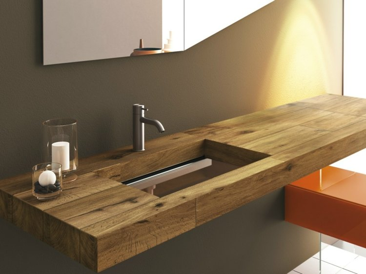 Badezimmer Waschbecken - 29 Beispiele mit modernem Design
