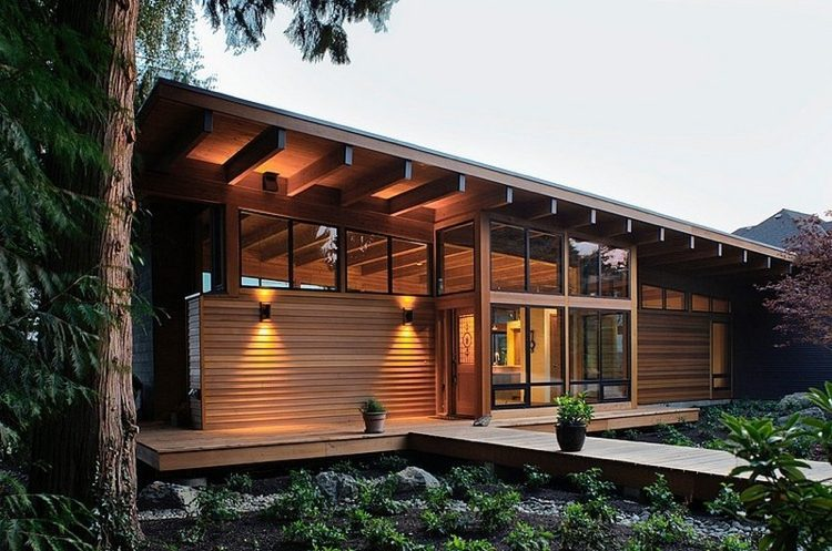 Haustypen Im Vergleich Fertighaus Massiv Passiv Holzhaus