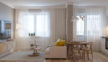 Deko Ideen Bett im Wohnzimmer integrieren – 3 ...