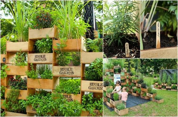 Vertikale Bepflanzung - 19 kreative Ideen und Tipps für