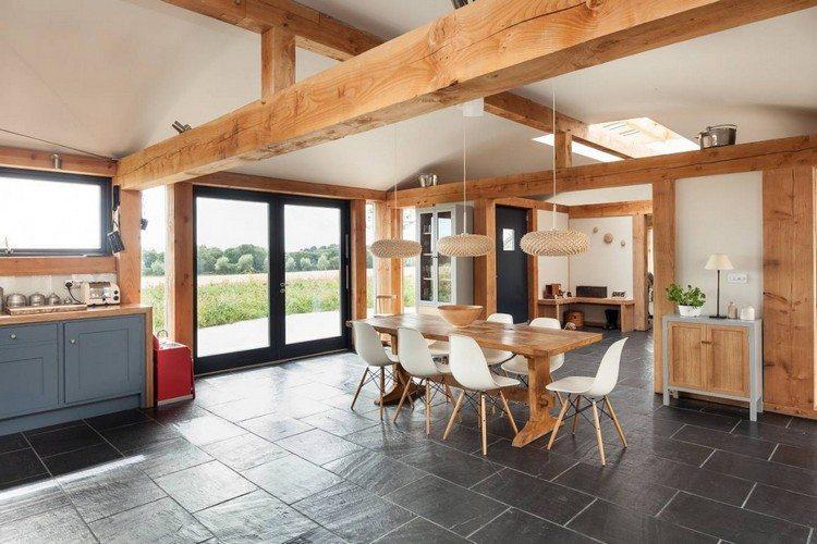 Modernes Bauernhaus Inspiration - 4 Architektenhäuser auf dem Lande