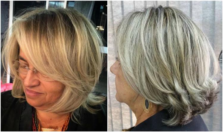 60 kurzhaarfrisuren grau ab Welche Frisuren