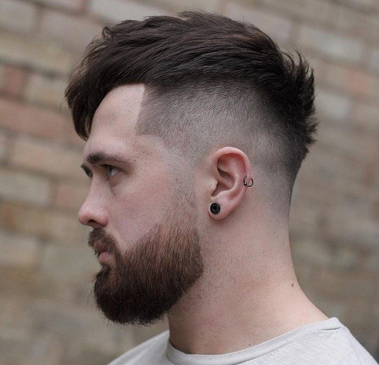 Frisur Männer übergang