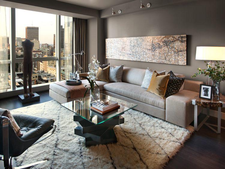 die wandfarbe furs wohnzimmer nach feng shui auswahlen tipps und ideen wohnzimmer 1 12